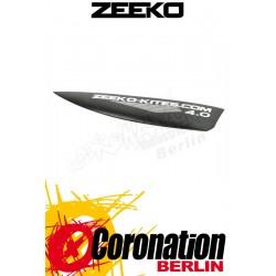 Zeeko Vertikal Fin Foilboard Finne 4cm