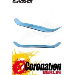Slingshot Hover Glide Kitefoil Rear Wing 2018 Back Wing (Blue)