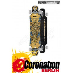 "Bustin Maestro 5 Bamboo Longboard Deck 38"" only"