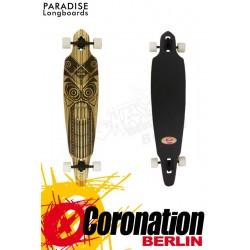 Paradise Tiki Face Longboard Komplettboard