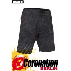 ION Boardshorts Logo 20 Black