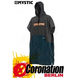 Mystic Poncho Regular Teal