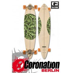 Globe Monstera Pintail Longboard