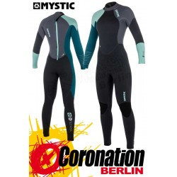 Mystic Dutchess 2018 Fullsuit Backzip 5/4 Woman Neoprenanzug Frauen Teal