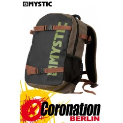 Mystic Block Backpack - Street & Skate Rucksack Army