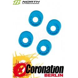 North Bindung - Entity washers 4pcs Blue