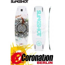 Slingshot Contrast 2018 Wakeboard Womans Crossover Series
