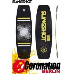 Slingshot Whip 2018 Wakeboard Crossover Series