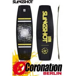 Slingshot Whip 2018 Wakeboard Crossover Series