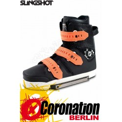 Slingshot KTV 2018 Boots Wakeboard Bindung