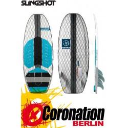 Slingshot Gnarwhal XR 2018 Carbon Wakesurfer Wake Surfboard