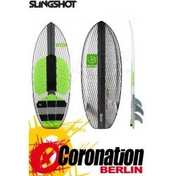 Slingshot Cobra Cat XR 2018 Carbon Wakesurfer Wake Surfboard