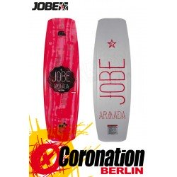 Jobe Armada 2018 Wakeboard Womans Cable & Park Series Coral