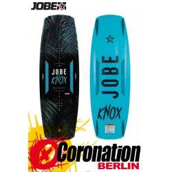 Jobe Knox Premium 2018 Wakeboard Carbon