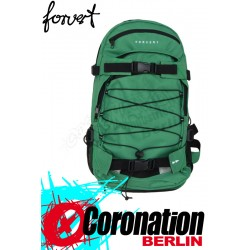 Forvert Louis Skate & Schul Rucksack Freizeit Backpack green