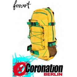 Forvert Rucksack Ice Louis yellow/vert