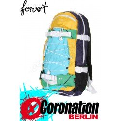 Forvert Ice Louis Skate & Schul Rucksack Freizeit Backpack multicolour