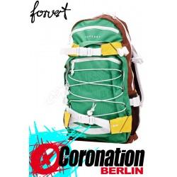 Forvert  Ice Louis Skate & Schul Rucksack Freizeit Backpack multicolour 3