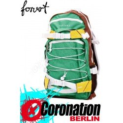 Forvert Ice Louis Skate & Schul Rucksack Freizeit Backpack multicolour 3