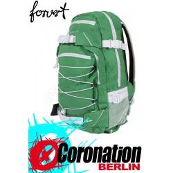 Forvert Ice Louis Skate & Schul Rucksack Freizeit Backpack green