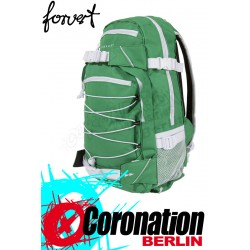 Forvert Ice Louis Skate & Schul Rucksack Freizeit Backpack green