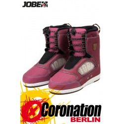 Jobe Morph EVO Sneakers 2018 Red Women Wakeboard Bindung Wake Boots