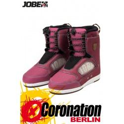 Jobe Morph EVO Sneakers 2018 Red Women Wakeboard Bindung Wake Boots