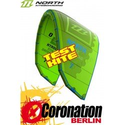 North Mono 2016 Test Kite 12m² green
