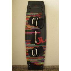 JN Chit Chat Carbon 138cm Gebrauchtkiteboard