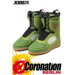 Jobe Morph EVO Sneakers 2018 Green Wakeboard Bindung Wake Boots