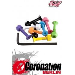 Enuff Montagesatz Bolt Set - Coloured