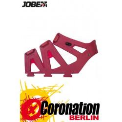 Jobe EVO Skins Pirate 2018 Wakeboard Bindung Vintage Red