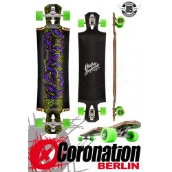 Mindless Voodoo Cayuga II Longboard Drop Thru Downhill Cruiser