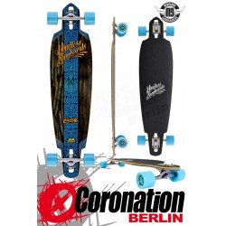 Mindless Voodoo Lakota DT Longboard Drop Thru Downhill Cruiser