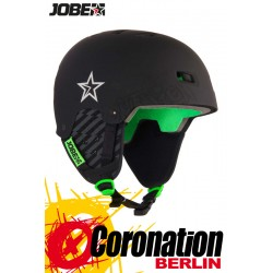 Jobe Base Wakeboard Helm - Water Helmet Black 2018