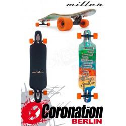 Miller Road Trip Freestyle Longboard