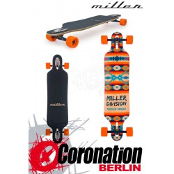 Miller Native Freestyle Longboard
