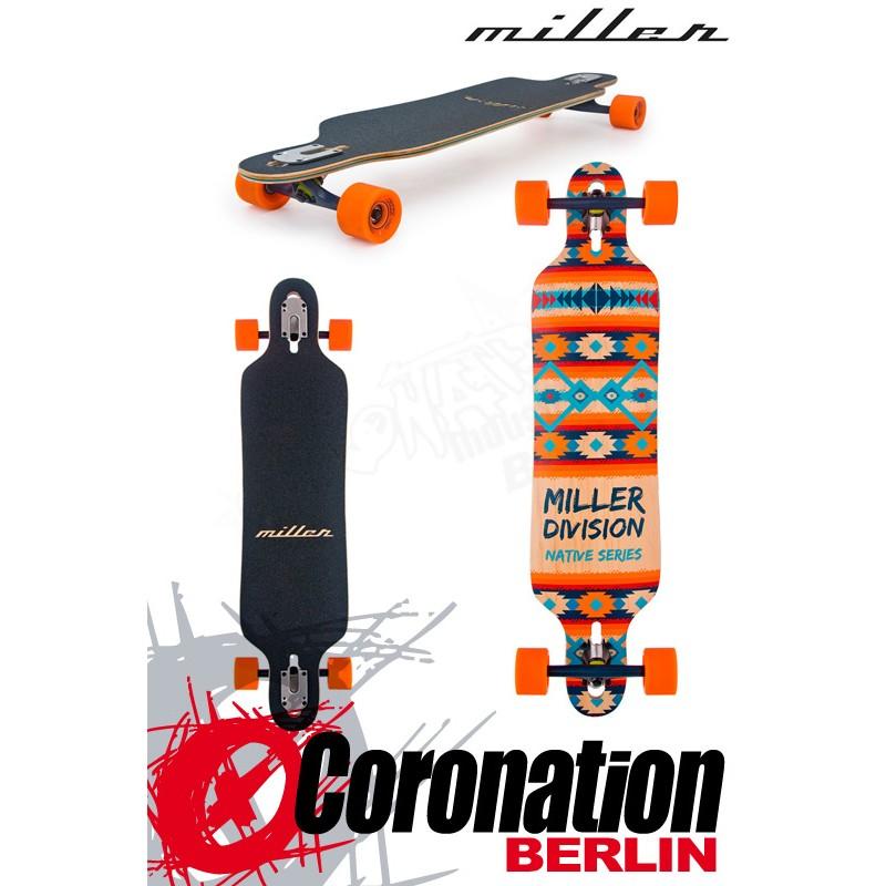 Miller Native Freestyle Longboard