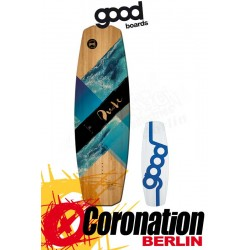 Goodboards DUDE 2018 Wakeboard - High End, 3D Top