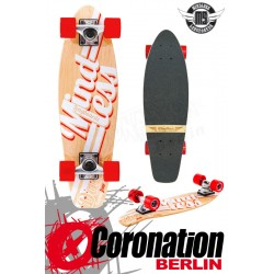 Mindless Daily Stained Kicktail Mini Cruiser