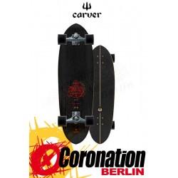 Carver Haedron No.6 CX4 Street Surf Skateboard Complete