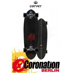 Carver Haedron No.6 C7 Street Surf Skateboard Complete