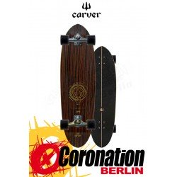 Carver Haedron No.9 CX4 Street Surf Skateboard Complete