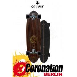 Carver Haedron No.9 C7 Street Surf Skateboard Complete