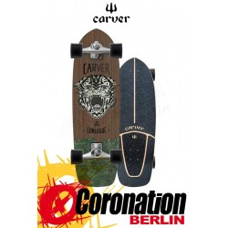 Carver Conlogue Sea Tiger CX4 Street Surf Skateboard Complete 29,5''