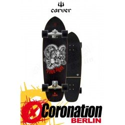 Carver Yago Skinny Goat CX4 Street Surf Skateboard Complete 33,75''