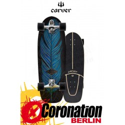 Carver Knox Quill Surfskate C7 Street Surf Skateboard Complete 31,25''