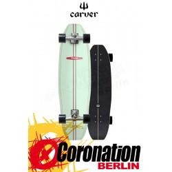 """Carver Tyler Riddler CX4 Street Surf Skateboard Complete 35.5"""""""