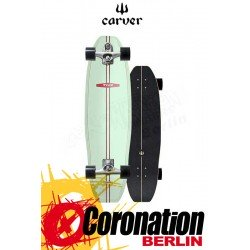 "Carver Tyler Riddler C7 Street Surf Skateboard Complete 35.5"""
