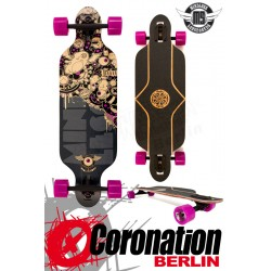 Mindless Raven Longboard Drop Thru Freeride Cruiser